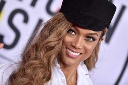 Tyra Banks Is Hoping To Spice It Up On Dancing With The Stars Etcanada Com