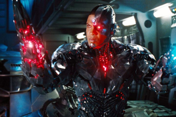 JUSTICE LEAGUE, Ray Fisher as Cyborg, 2017. © Warner Bros. Pictures /Courtesy Everett Collection
