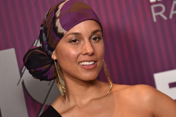 Alicia Keys. Photo: O'Connor/AFF-USA.com/CP Images