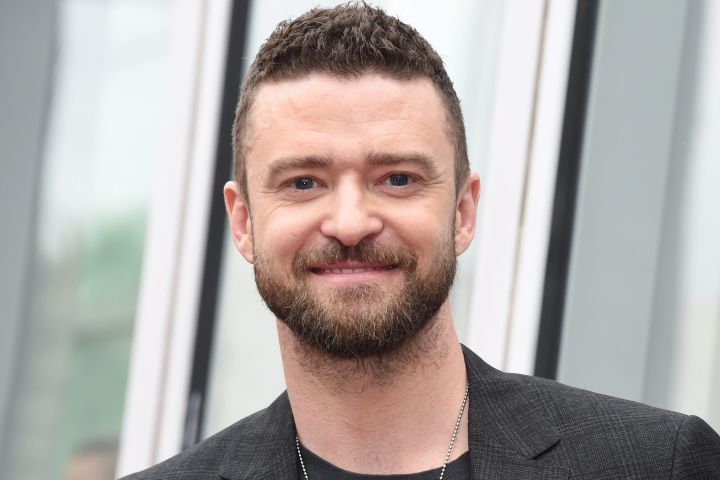 Justin Timberlake. Photo: CPImages
