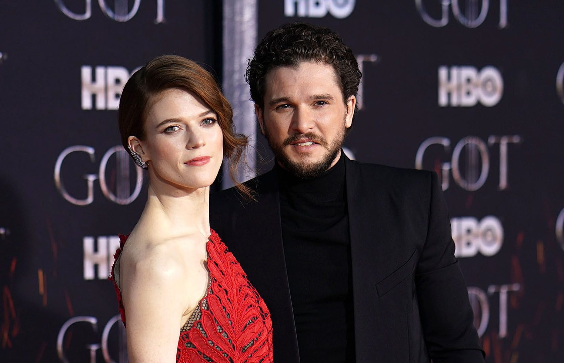 Kit Harington Rose Leslie Expecting Their First Child Etcanada Com