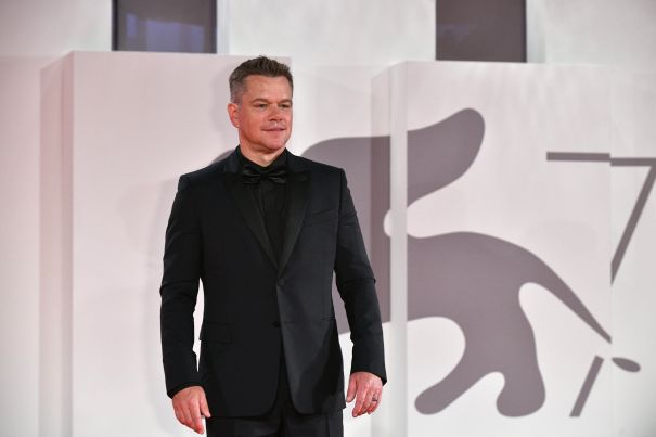 Matt Damon - Oct. 8