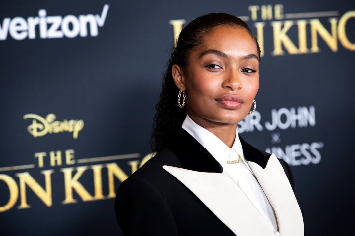 Yara Shahidi. Photo: CPImages