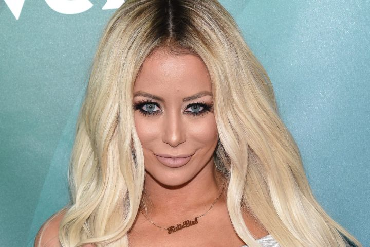 Aubrey O'Day. Photo: CP Images