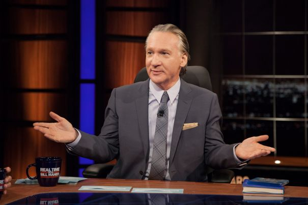 Renewed: 'Real Time With Bill Maher'