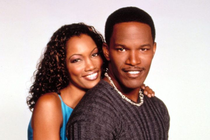 Garcelle Beauvais and Jamie Foxx. Photo: Warner Bros. Television/ Courtesy: Everett Collection/CP Images