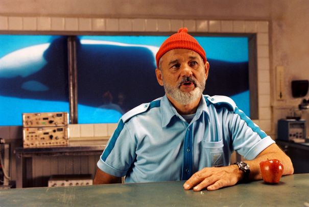 'The Life Aquatic With Steve Zissou'