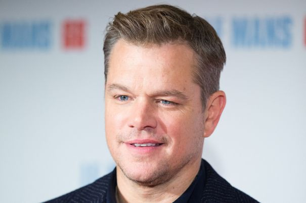 Matt Damon - Oct. 8