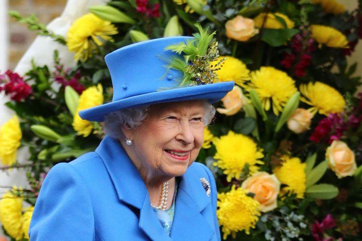 Queen Elizabeth II. Photo: CP Images