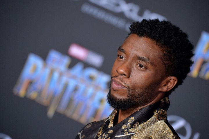 Chadwick Boseman. Photo: CPImages