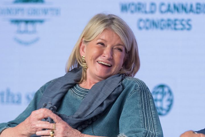 Martha Stewart. Photo: THE CANADIAN PRESS/Andrew Vaughan