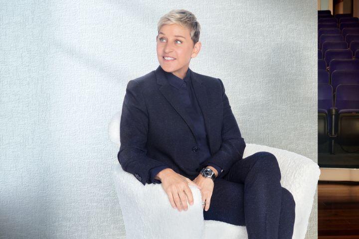 Ellen DeGeneres: Photo: The Ellen DeGeneres Show