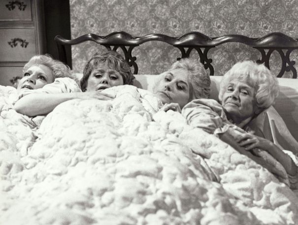 You're Never Too Old For A Sleepover