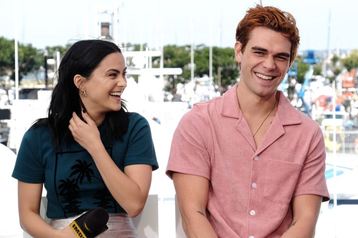 KJ Apa and Camila Mendes Reveal the New Normal for Make