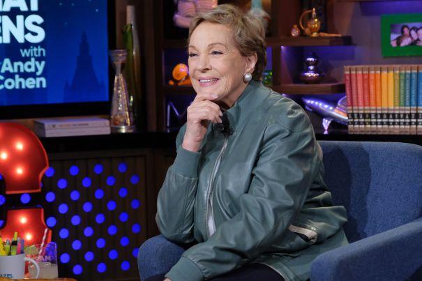 Julie Andrews - Oct. 1