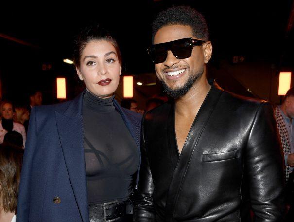 Usher + Jenn Goicoechea