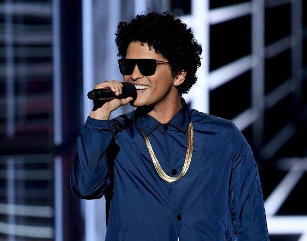 Bruno Mars - Oct. 8