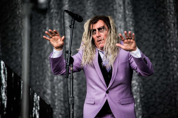 Tool's Maynard James Keenan Reveals COVID-19 Battle
