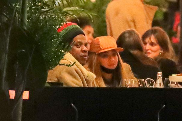 Beyoncé And Jay-Z Go For Dinner In NYC