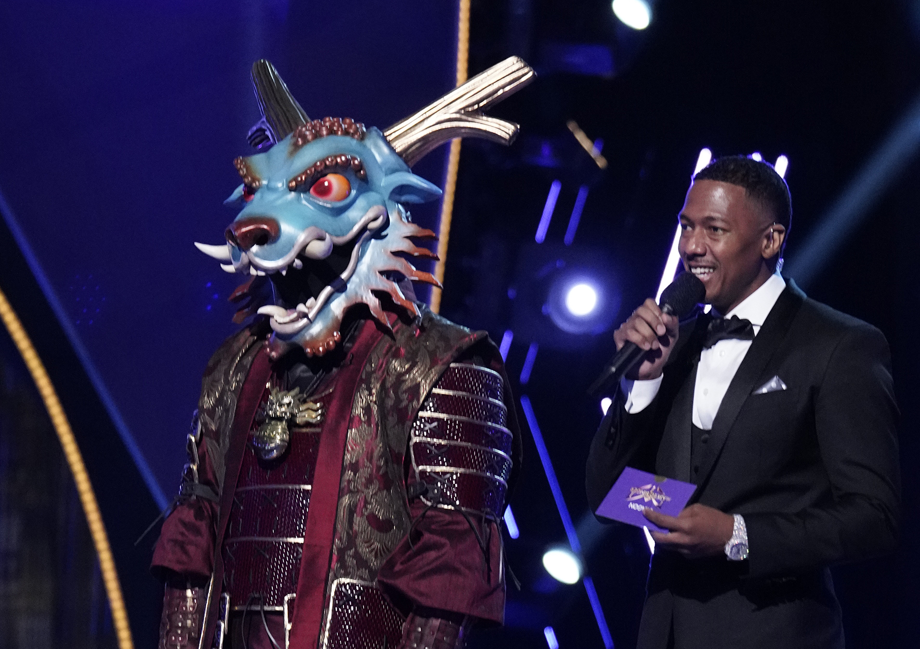 The Masked Singer The Dragon Gets Slayed In First Elimination Of Season ETCanada com