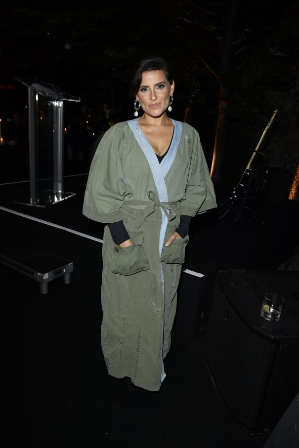 Nelly Furtado Steps Out For TIFF