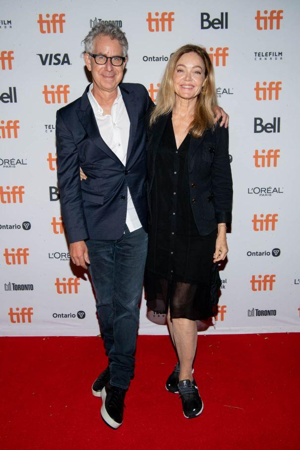Joel Bakan, Rebecca Jenkins Celebrate TIFF