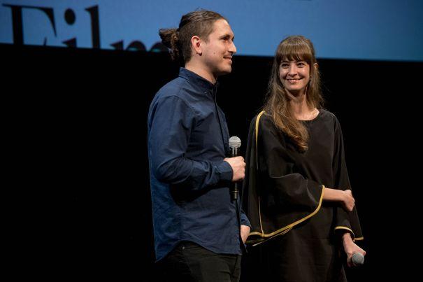 Dusty Mancinelli, Madeleine Sims-Fewer At TIFF