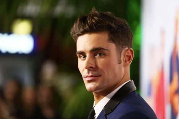 Zac Efron - Oct. 18