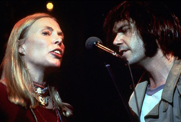 The Joni Mitchell Connection