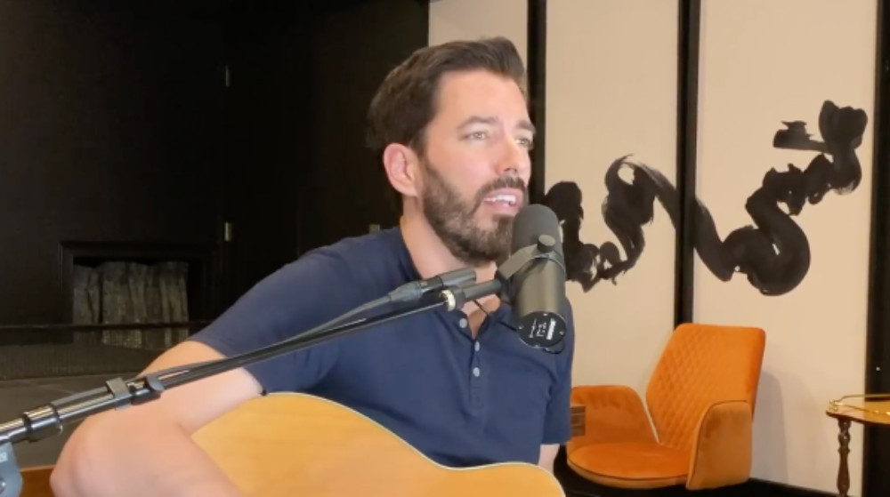 'Property Brothers' Star Drew Scott Nails Cover Of Backstreet Boys' 'I Want It That Way'