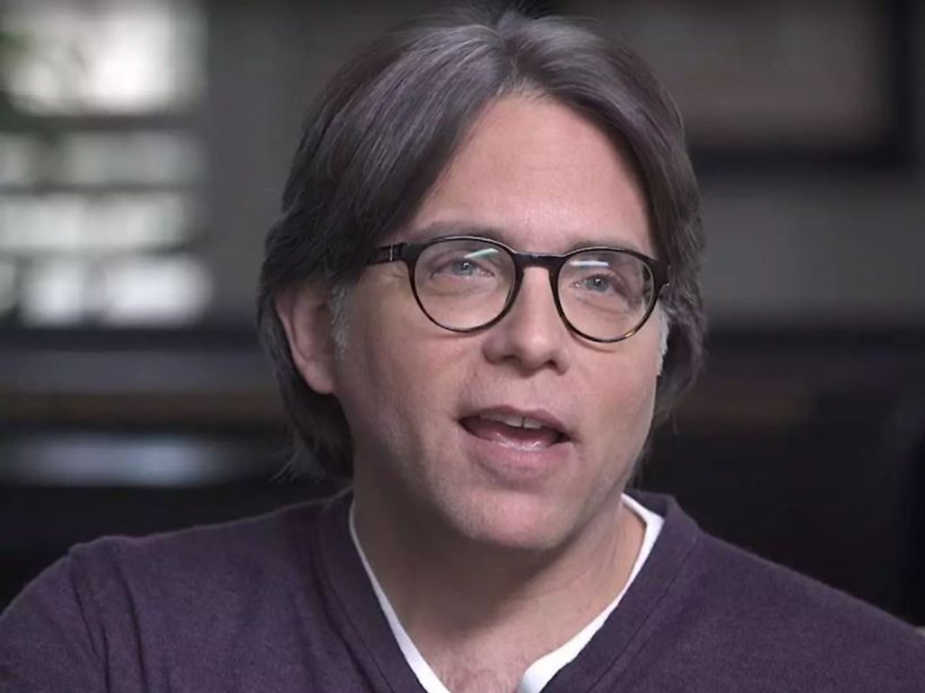 Keith Raniere is pictured in one of his undated NXIVM promotional videos. Keith Raniere/NXIVM