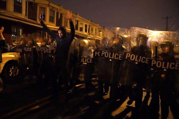 Photo: Jessica Griffin/The Philadelphia Inquirer via AP