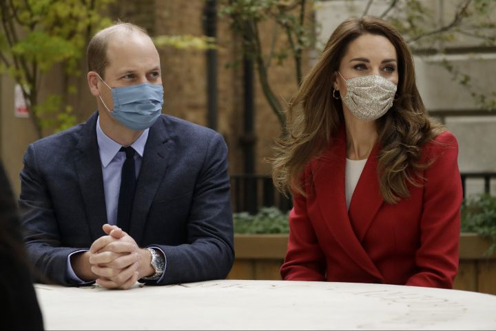 Prince William and Kate Middleton. Photo: AP Photo/Matt Dunham, Pool/CP Images