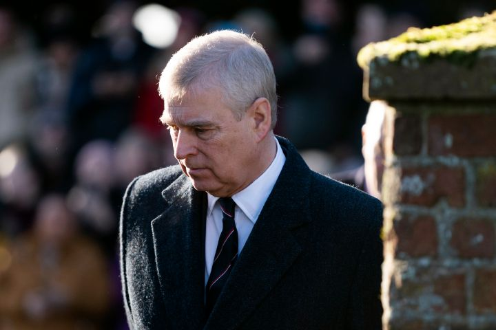 Prince Andrew Allegedly Looking At How He Can 'Support The Monarchy' In A New Role