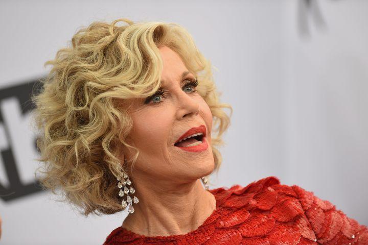 Jane Fonda. Photo: CPImages