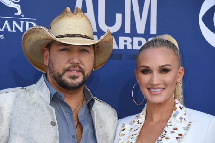 Jason Aldean and Brittany Aldean. Photo: CP Images