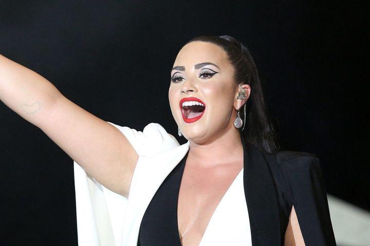 Demi Lovato. Photo: Pedro Fiuza via ZUMA Wire/CP Images
