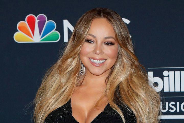 Mariah Carey. Photo:  EPA/NINA PROMMER/CP Images