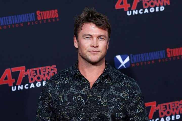 Luke Hemsworth. Photo: EPA/ETIENNE LAURENT