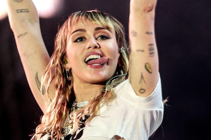 Miley Cyrus. Photo: Artur Kraszewski /A.P.P.A./ / Newspix.Pl/ABACAPRESS.COM/CP Images