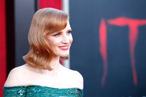Jessica Chastain To Replace Michelle Williams In HBO Remake
