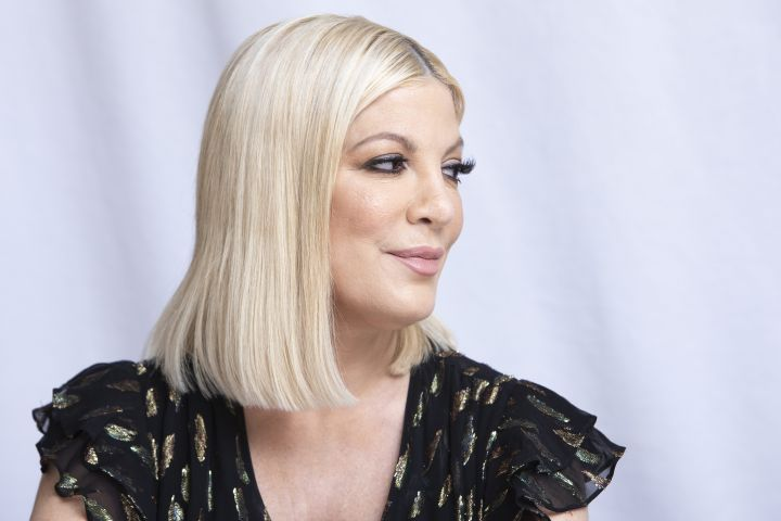 Tori Spelling. Photo: CPImages