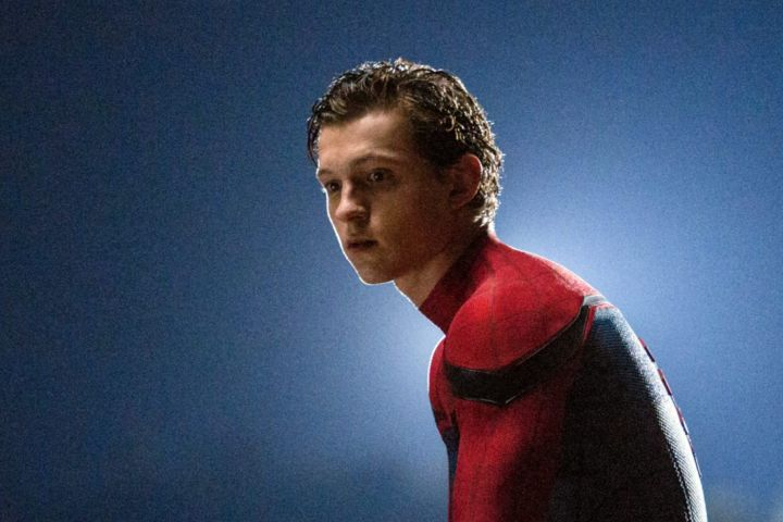 Tom Holland. Photo: CP Images