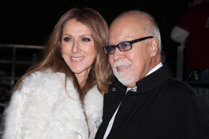 Céline Dion and her Husband René Angélil. Photo: Audrey Poree/ABACAPRESS.COM/CP Images