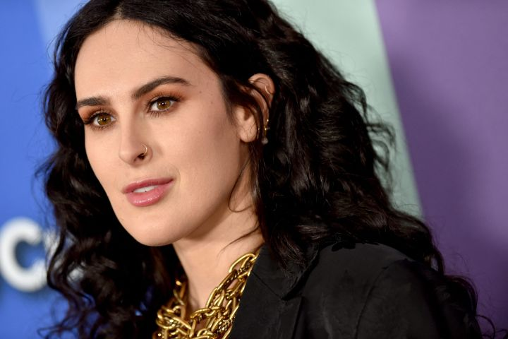 Rumer Willis. Photo: CPImages