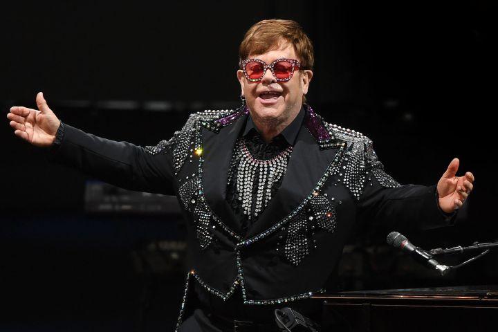 Elton John. Photo: CPImages