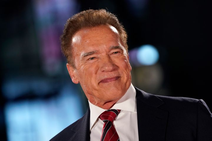 Arnold Schwarzenegger. Photo: CPImages