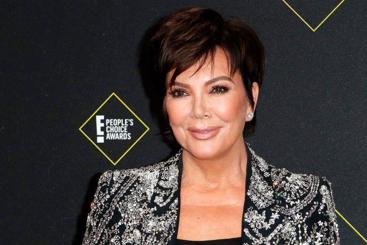 Kris Jenner. Photo: EPA/NINA PROMMER/CP Images