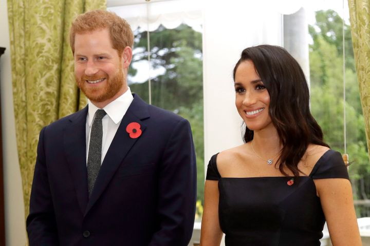 Prince Harry and Meghan Markle. Photo: AP Photo/Kirsty Wigglesworth,Pool/CP Images