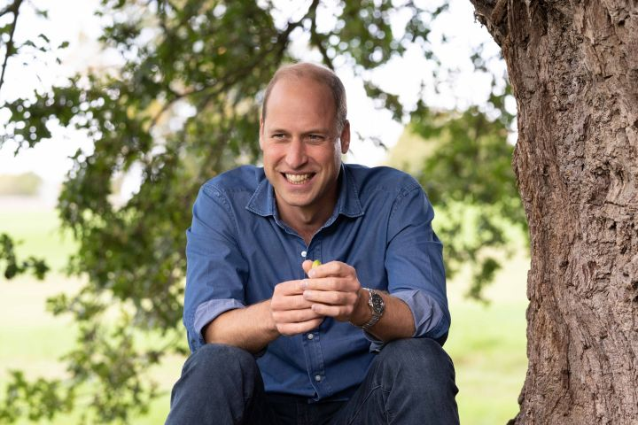 Prince William. Photo: Kensington Palace